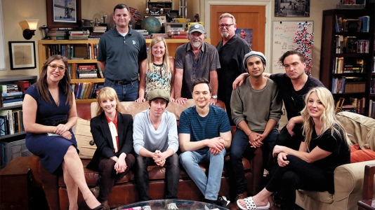 "The Big Bang Theory -- Ep. 1223 -- ""The Change Constant"""