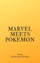 MARVEL MEETS POKEMON